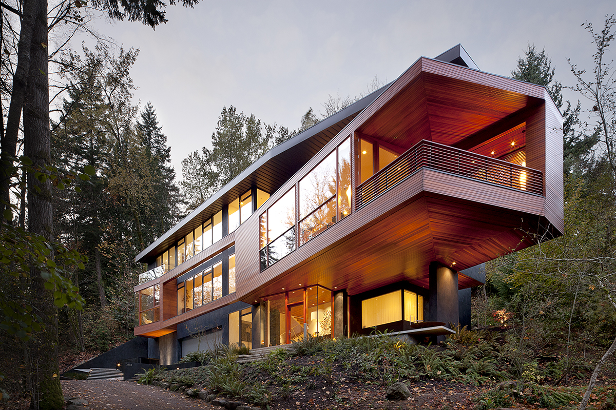 best architects in portland with photographs residential